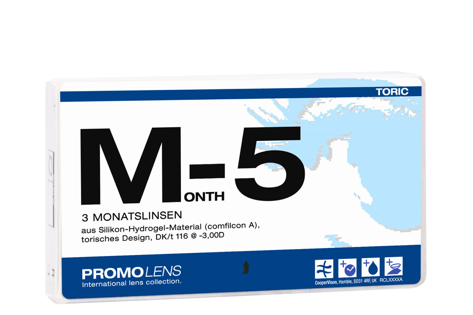 M-5 toric