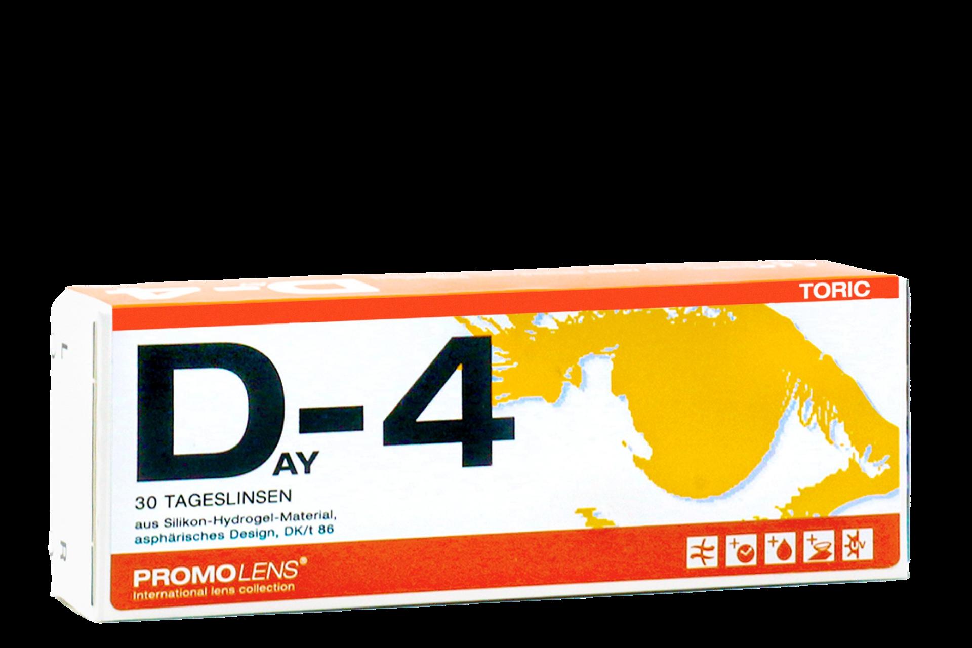 D-4 toric